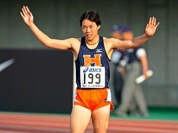 """近づいてきた""""世界""""。~ロンドン五輪で有利な種目とは~<Number Web> photograph by Asami Enomoto"""