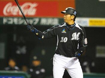 ロッテに足りなかった和製大砲。今季こそ「あと一本」はうまれるか?<Number Web> photograph by Toshiya Kondo