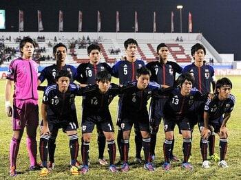 久保裕也(京都)、遠藤航(湘南)ら、所属クラブではレギュラークラスの選手が揃っていたが、またしてもU-20W杯への出場はならなかった。