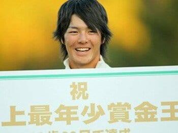 ついに日本の頂点に立った石川遼。来季、米ツアーの可能性は?<Number Web> photograph by Akihiro Sugimoto/AFLO SPORT
