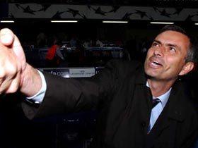 モウリーニョ監督が古巣と戦った日。