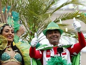 ブラジル悪童フットボーラー更生記。ロマーリオ議員、名解説エジムンド。