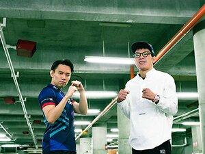 「ぶん殴られて痛いなんて未熟ですよ」プロ格闘家・青木真也が東大卒プロゲーマー・ときどにズバリ