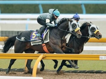 GI昇格大阪杯で武豊7勝目なるか。キタサンに思い出す、ある名馬。<Number Web> photograph by Kyodo News