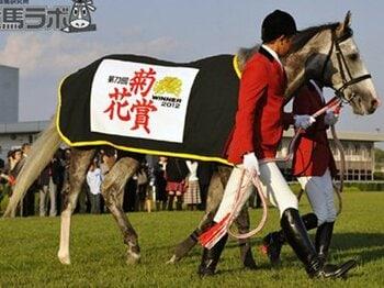 【競馬ラボ】二冠馬ゴールドシップが有馬記念へ向けて始動!<Number Web>