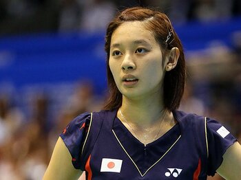 バドミントン全日本選手権、開幕。女子シングルスに若き才能が続々。<Number Web> photograph by AFLO