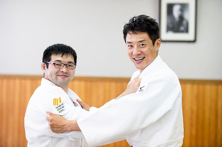 リオ銅メダルの廣瀬順子(パラ柔道)。妻のメダルに夫・悠は何を思った?<Number Web> photograph by Yuki Suenaga