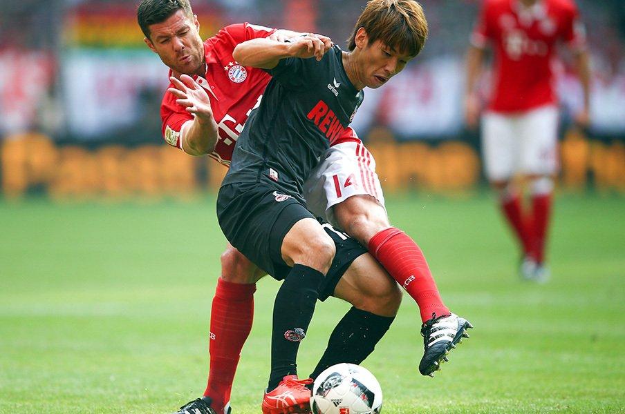 ボールを持ったら大迫勇也を探せ。「2トップなら絶対負けない」FWに。<Number Web> photograph by AFLO