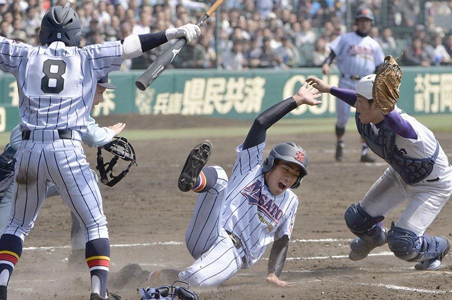 生涯賃金を部員に考えさせる野球部。沖縄・美里工の一風変わった文武両道。<Number Web> photograph by Kyodo News