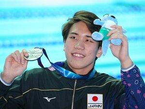 松元克央の快挙。~自由形200mの銀メダルの価値~