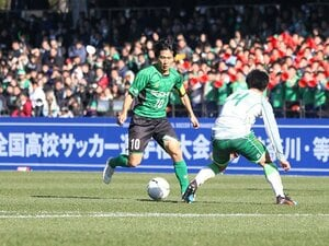 青森山田戦は昌平サッカーの分岐点。「育てて勝つ」指導と来季への期待。