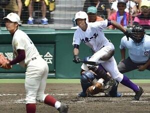 """1イニング2三塁打に、内野二塁打。オコエ瑠偉の""""陸上的""""スピード。"""