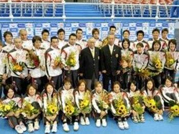 明暗分かれた競泳の代表選考。<Number Web> photograph by Tamon Matsuzono