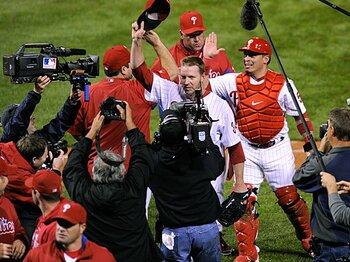 現場の声から改革か、プレーオフ開催方法。~MLB地区シリーズは7試合制へ?~<Number Web> photograph by Getty Images